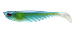 Le leurre souple giant ripple couleur ocean