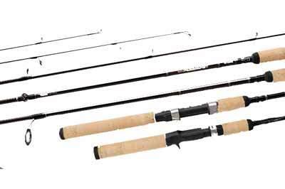 Elément indispensable à tout bon pêcheur, la canne à pêche.
