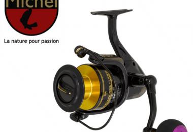 Un moulinet pour la pêche au silure le Titan XXL FV de pezon et Michel !