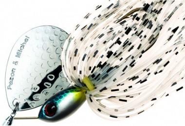 le leurre souple spinnerbait pour la pêche des carnassiers !