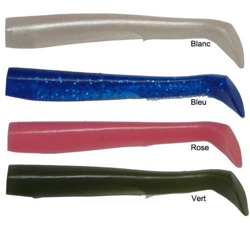 couleur idéal pour la pêche du carnassier avec le ty fourrage