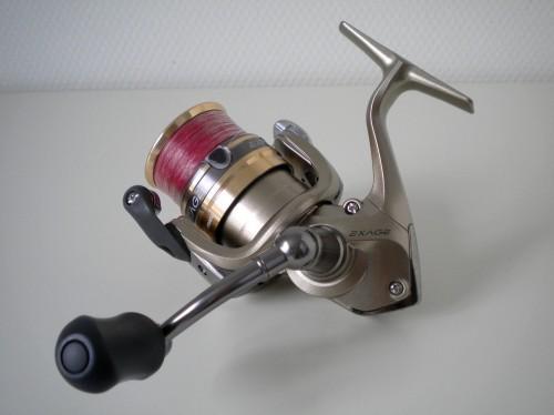 La pêche avec la tresse power pro