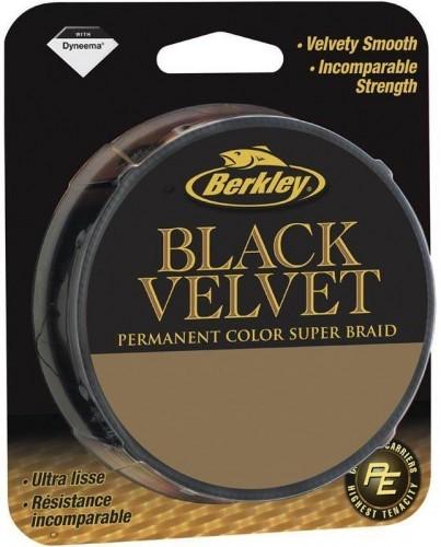La nouvelle tresse de berkley, la black velvet