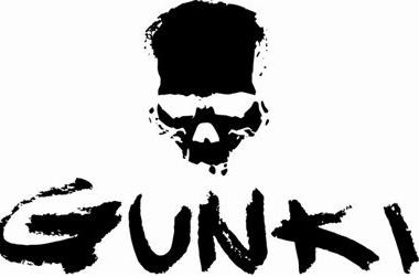 Logo de la marque de pêche gunki