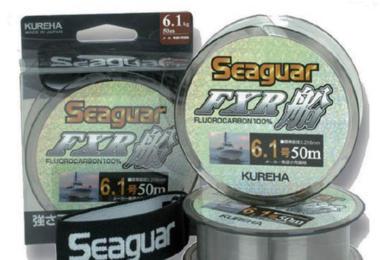 Le fluorocarbone de la marque seaguar a été le premier commecialisé !