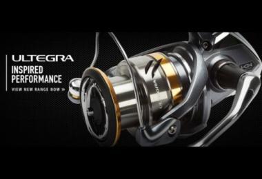Ultegra FB, un moulinet milieu de gamme avec un bon rapport qualité / prix !