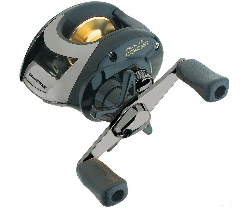 Les moulinets casting idéal pour la pêche au leurre souple et dur pour la pêche au leurre.