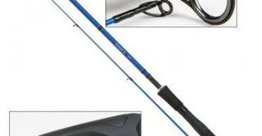 Idéal pour la pêche au leurre, la canne à pêche nasci Ax de shimano