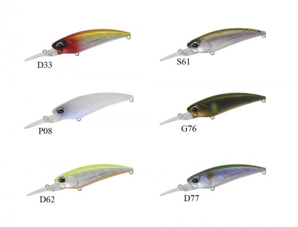 De jolie coloris pour le Realis Shad 59 MR idéal pour la pêche des carnassiers !