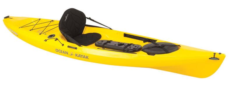 La pêch en kayak, une nouvelle vision de la pêche