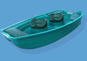 pêche en barque de pêche