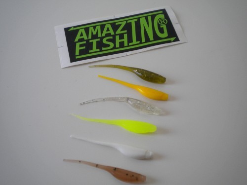 amazing fishing meal perch finess pour la pêche en drop shot