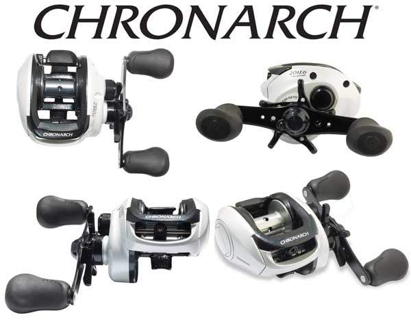 Le moulinet casting Shimano Chronarch E