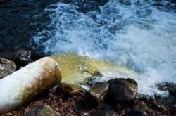 pullution des rivières