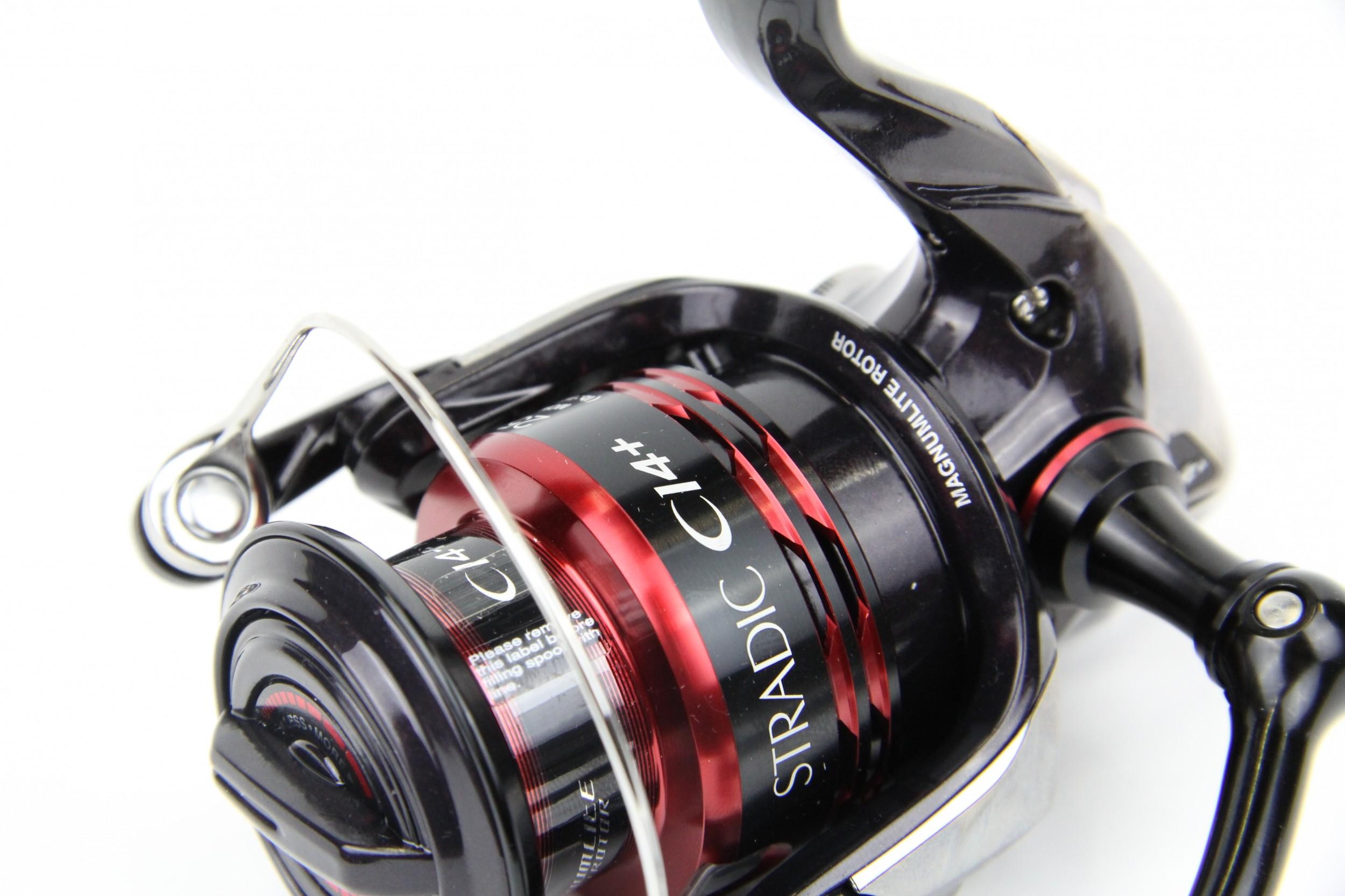 La pêche au leurre avec le shimano straidc ci4+