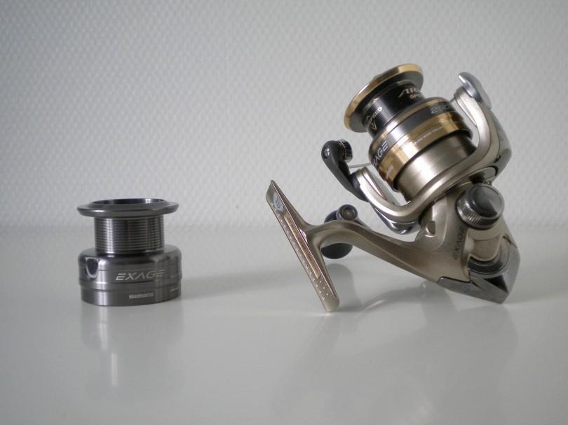 Le moulinet shimano exage FD