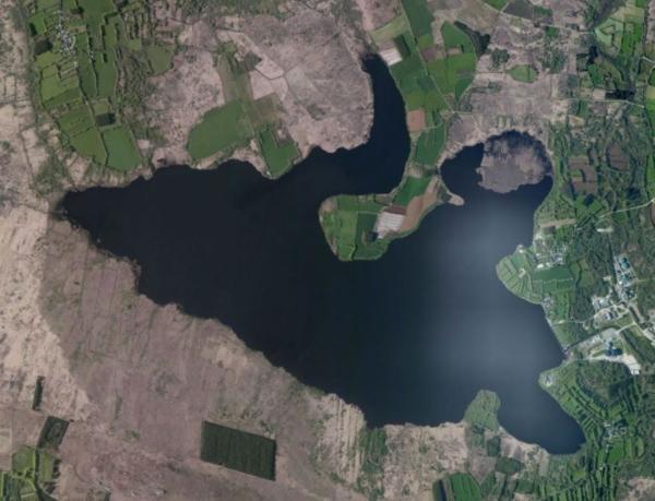 La pêche en finistère au lac saint michel