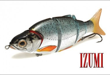Le shad alive, un swimbait redoutable !