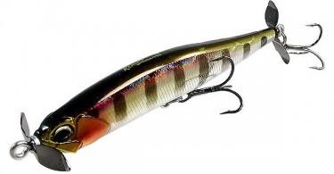 La pêche en spinbaiting, nouvelle technique du japon !