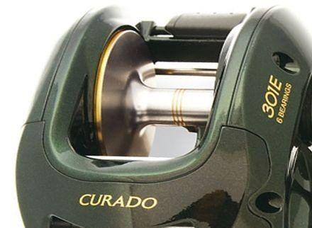 Curado 301E un moulinet fiable et robuste !