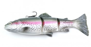 ne révolution de savage gear le 3D Trout Line Thru Swimbait