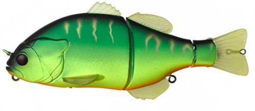 llex gantarel pensé pour la pêche du brochet au leurre
