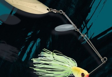 Le spinnerbait Monsoon de sakura