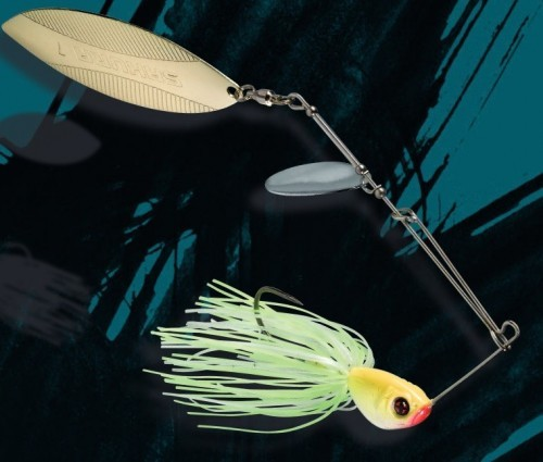 Le spinnerbait sakura monsoon pour la pêche du brochet