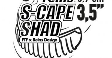 s-cape shad de reins une belle nouveauté 2016
