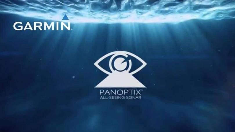 Une nouvelle génération de sondeur avec garmin panoptix