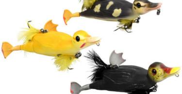 Une game compléte savage gear 3D Suicide Duck