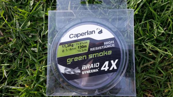 braid 4X caperlan