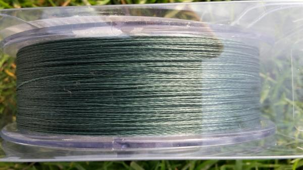 la rondeur des tresses est une caractéristique importante pour la tresse de pêche